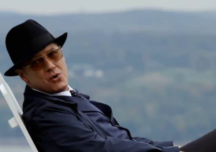 Raymond Reddington and The Blacklsit