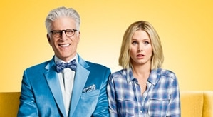 The Good Place on Netflix